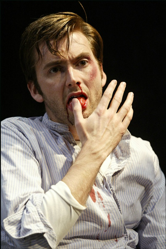 David Tennant pillowman