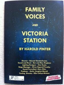Pinter shorts review