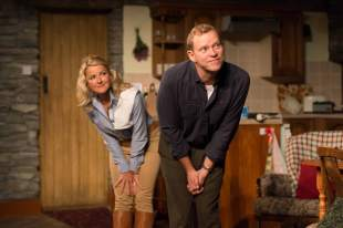 Sarah Hadland as Rosy Robert Webb as Ross
