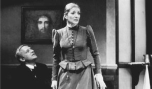 Simon Russell Beale and Jane Lapotaire in a 1993 production (question 9)