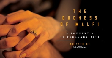 duchess of malfi sam wanamaker playhouse poster