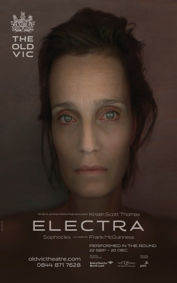 Electra Old Vic poster