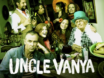 Uncle Vanya St James theatre poster